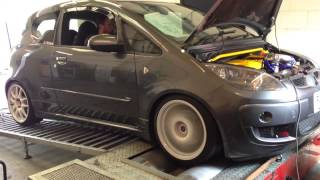 Modified Mitsubishi Colt Czt Remapped by Dynodaze Nuneaton