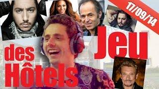Guillaume Pley appelle des hôtels avec des voix de stars !!