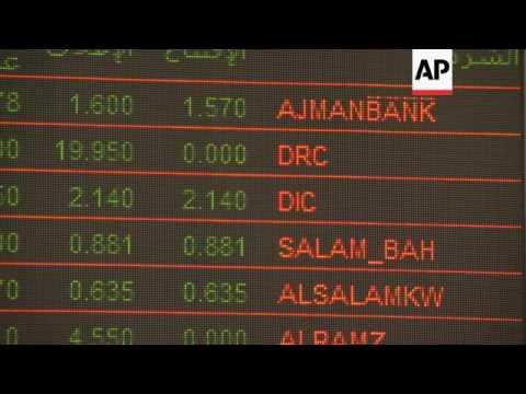 Dubai stocks rise modestly