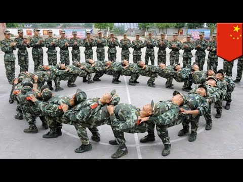 China WWII revisionism parade: Beijing distorts history by saying it defeated Japan