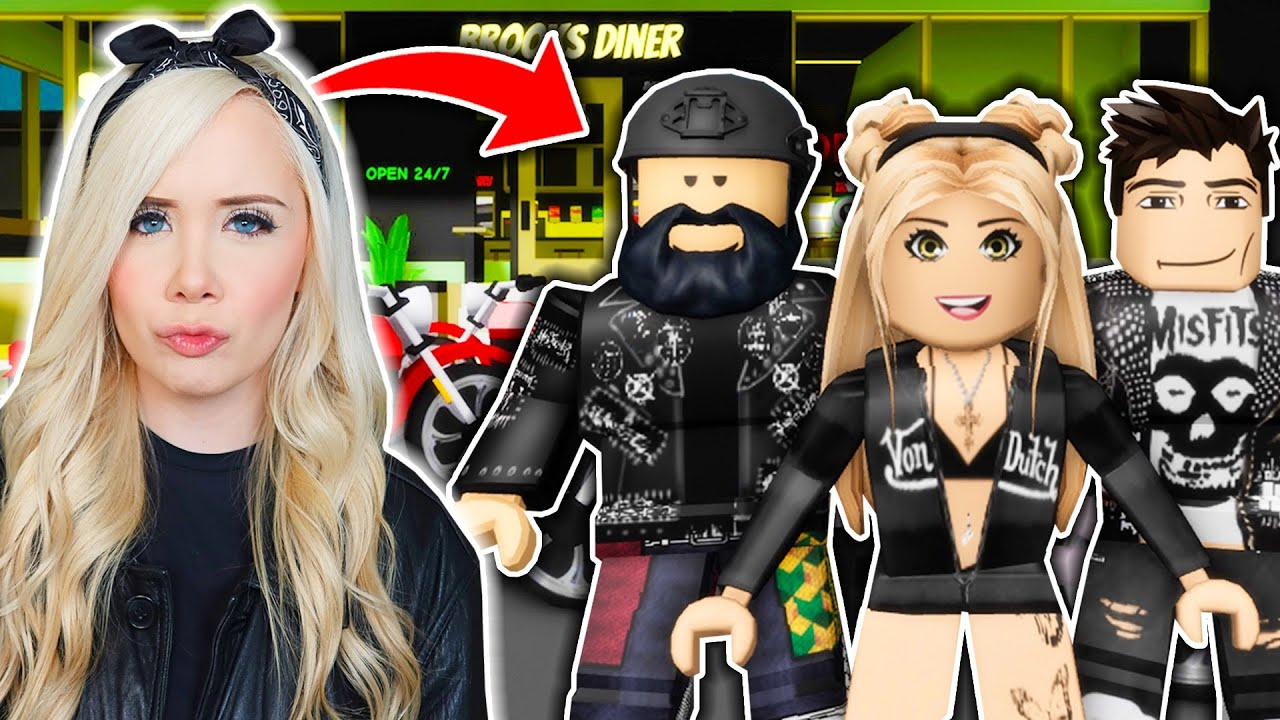 I JOINED A BIKER GANG IN BROOKHAVEN! (ROBLOX BROOKHAVEN RP)