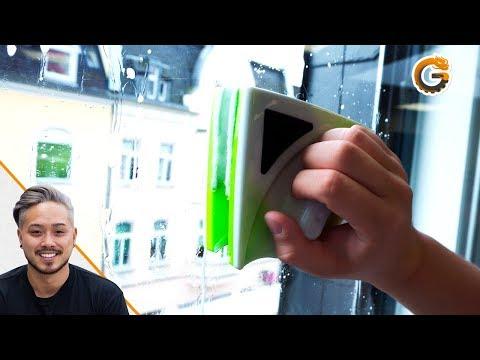WTF-Gadget Aus China: In Sekundenschnelle Fenster Putzen!