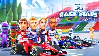 F1 Race Stars: Primeira Gameplay