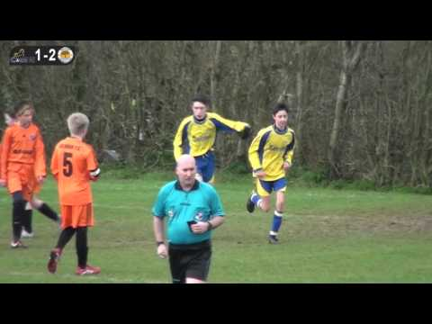 Carryduff v Belvoir - Under 14s Third Division - 13th February 2016