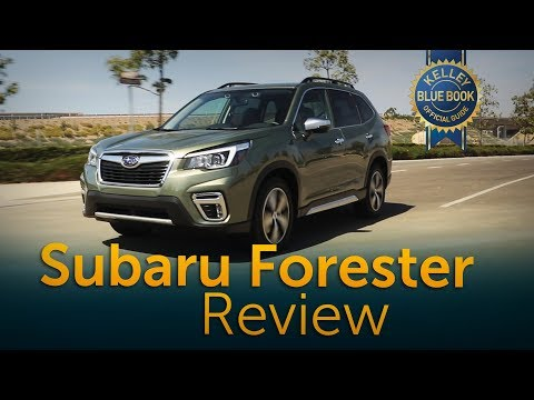 2019 Subaru Forester – Review & Road Test