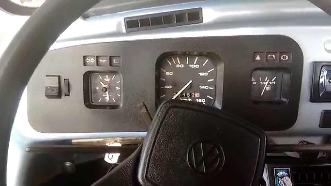 Apresentando Volkswagen Fusca 1600 1984 - YouTube
