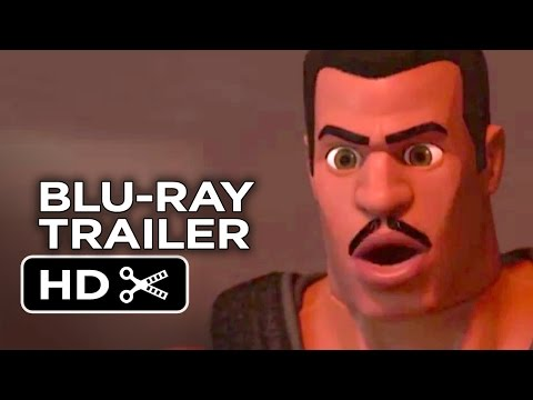 Toy Story of Terror Official Blu-Ray Trailer (2014) - Pixar Movie HD