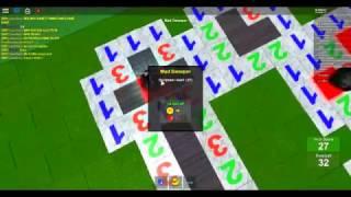Roblox, wie man verrückte Kehrmaschine auf verrückten Spielen von Top-Spieler spielen (Textblasen)