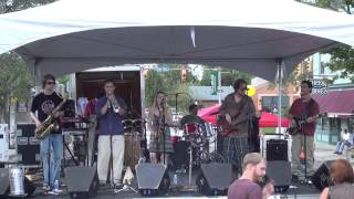 Buddhahood - Sacred Dance - WedgeStock 2012 Rochester NY