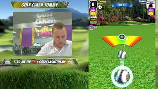 Golf Clash, LIVE from Playdemic HQ - Sunshine Open, Opening round! MASTERS TEE - Part 2