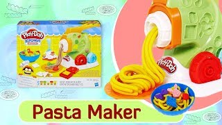 Play Doh Kitchen Creations Noodle Makin Mania Unboxing | Toypedia