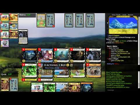 Streaming Dominion 053 vs. Watno: Nocturne Previews 26 Spinning Wheels