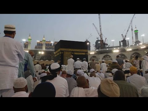 Azan Maghrib in Makkah 2016