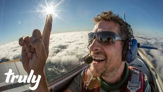 Plane Madness! Adventurer Braves Arctic Crossing | TRULY