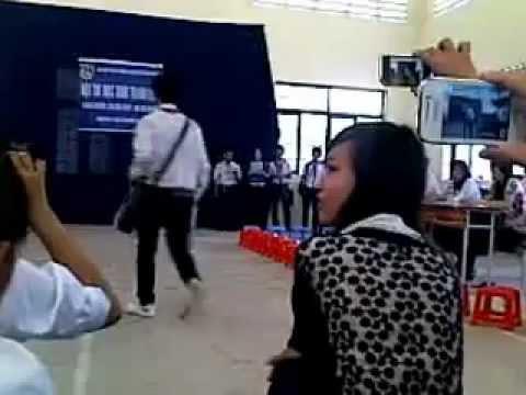 Học sinh thanh lịch 2012-2013 Trường THCS Phường 2 Sóc Trăng (phần thi Nam)
