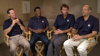 New Baseball Hall of Fame inductees