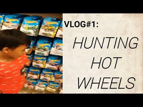 VlOG #1:HUNTING HOT WHEELS DI TOYS KINGDOM JAKARTA
