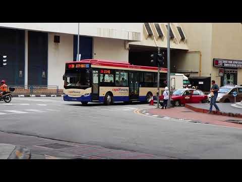 Komtar Bus Terminal - Showcase (Penang, Malaysia)