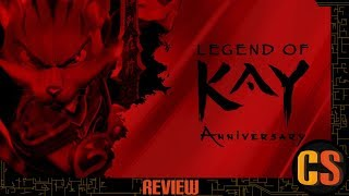 LEGEND OF KAY ANNIVERSARY - SWITCH REVIEW