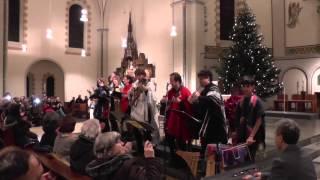 Los Reyes Magos - Neujahrskonzert 10. Januar 2015, Kirche St. Medard, Bendorf