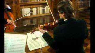 Mozart, Streichquartett d Moll KV 421  Hagen Quartett