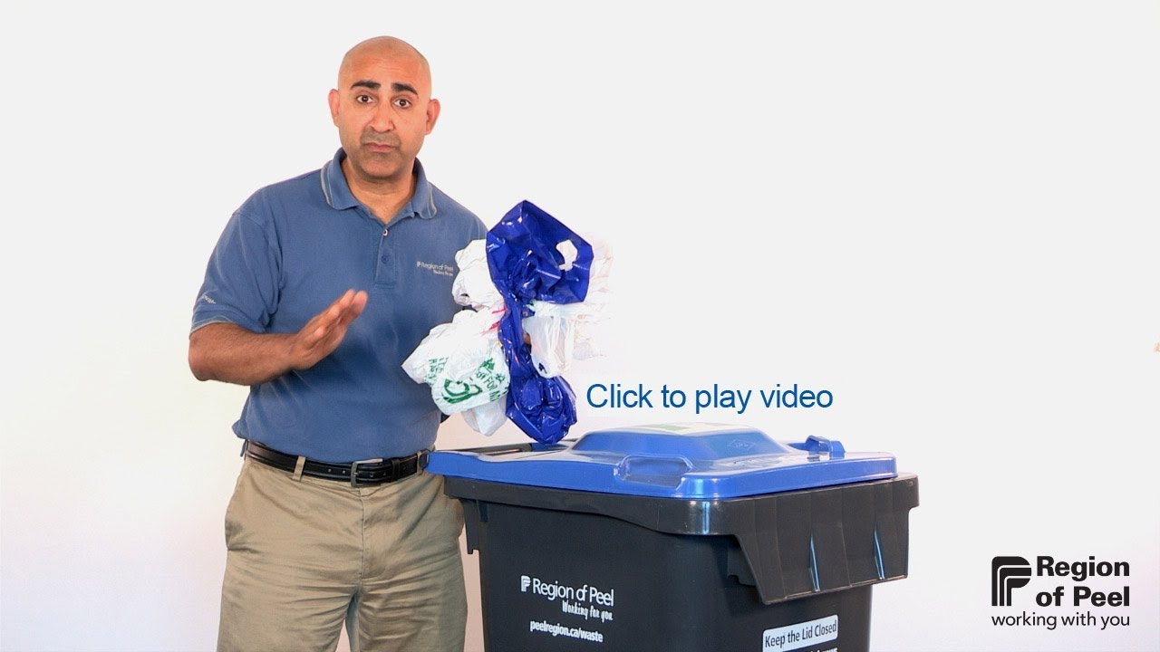 Set Them Free Don T Put Recycling In Plastic Shopping Bags Youtube