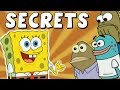 SECRETS of Background Spongebob Characters