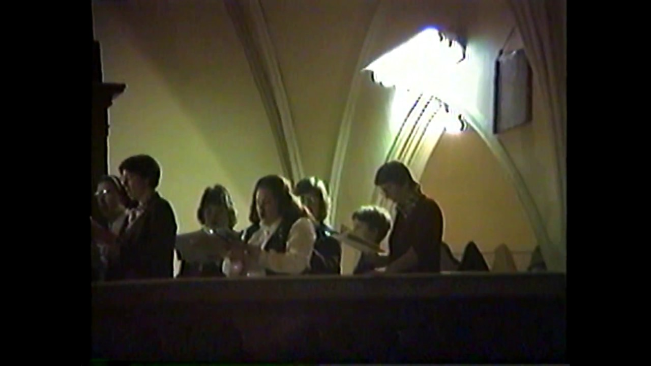 St. Mary's Mass  12-24-85