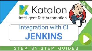 Integration with JENKINS (CI)