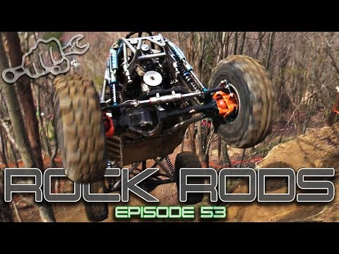 Rock Bouncers SEND IT at SRRS Windrock - Rock Rods EP53