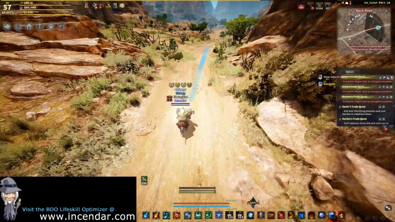 Sprint + Instant Acceleration AND Trade Packs!! Brand + skill change WORK  Minature Elephant BDO
