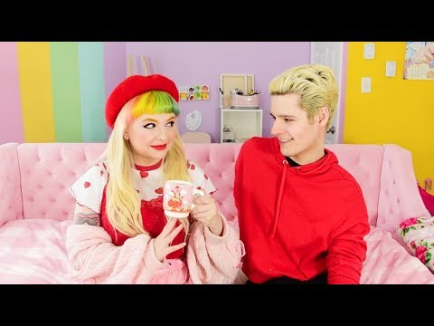 ✨🌹 How We Met And Other SCORCHING HOT TEA With My Boyfriend! 🌹✨