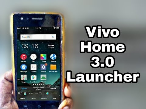 How To Install Vivo 3 0 Launcher On Any Android - Part 2