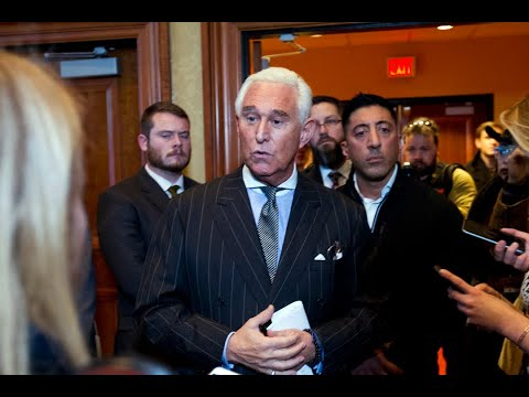 Roger Stone arrested by FBI