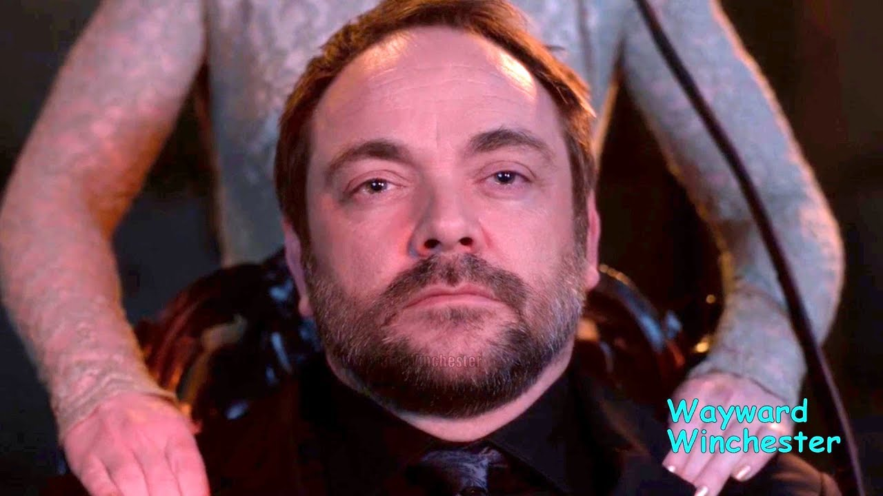 Supernatural 5 Times Crowley Made Us Cry Youtube