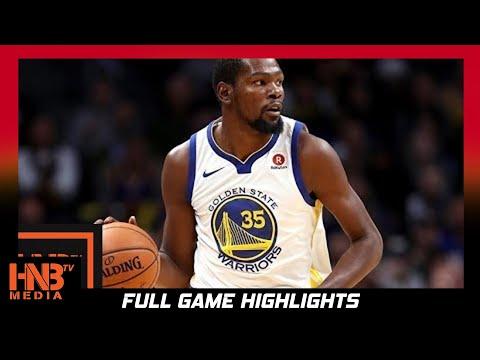 Golden State Warriors vs Philadelphia 76ers Full Game Highlights / Week 4 / 2017 NBA Season