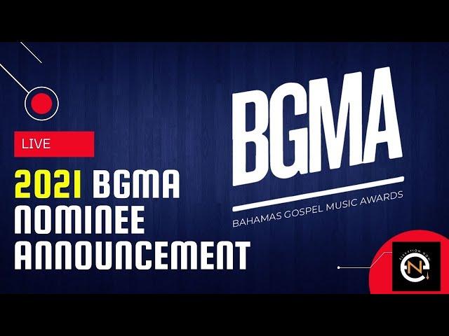 2021 BGMA NOMINEE ANNOUNCEMENT | FULL SHOW