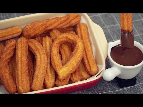 Churros & Hot