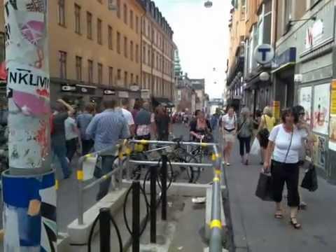 Stockholm July Days