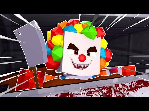 Minecraft The IT | PENNYWISE THE CLOWN | Minecraft Murder Mystery