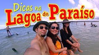 Turismo em Jericoacoara: dicas de viagem na Lagoa do Paraíso
