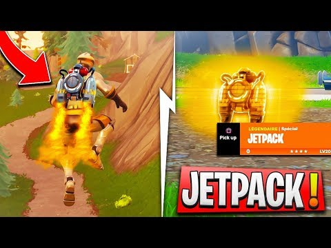 NOUVEAU JETPACK GAMEPLAY // 800+ WINS // Fortnite Gameplay + Tips! (New Jetpack Gameplay)