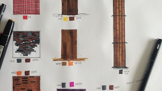 Abstract Texture Lesson #13: Texture In Various Environments 2