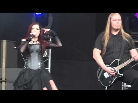Sirenia - The Other Side (Masters Of Rock, 2012)