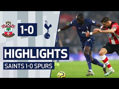 HIGHLIGHTS | SOUTHAMPTON 1-0 SPURS