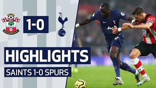 HIGHLIGHTS | SOUTHAMPTON 1-0 SPURS