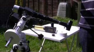 Astronomy Now's guide to solar observing 4 - Aligning your telescope.m4v