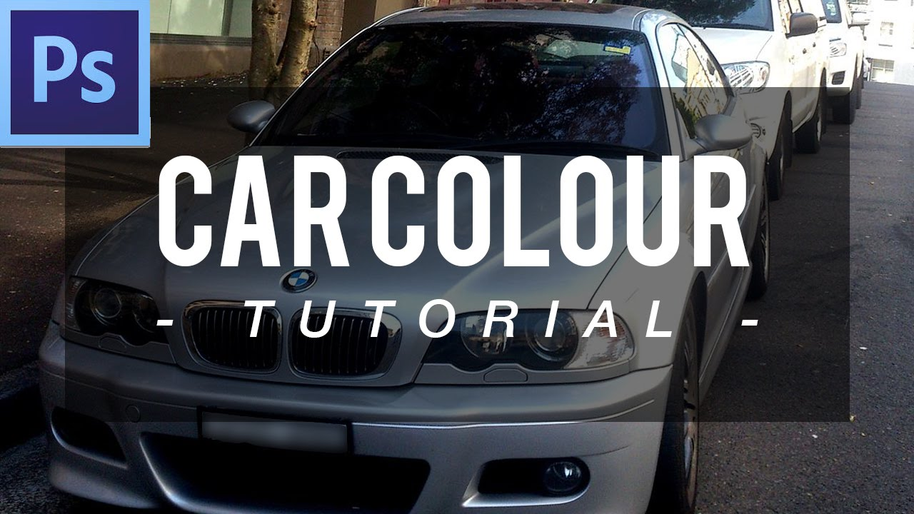 how to change colour of object in photoshop