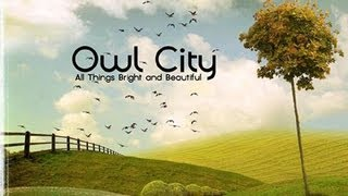 """Owl City - """"All Things Bright And Beautiful"""" (ALBUM REVIEW)"""