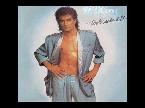 Wilkins Cantante